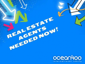 NEW REAL ESTATE AGENTS NEEDED NOW!